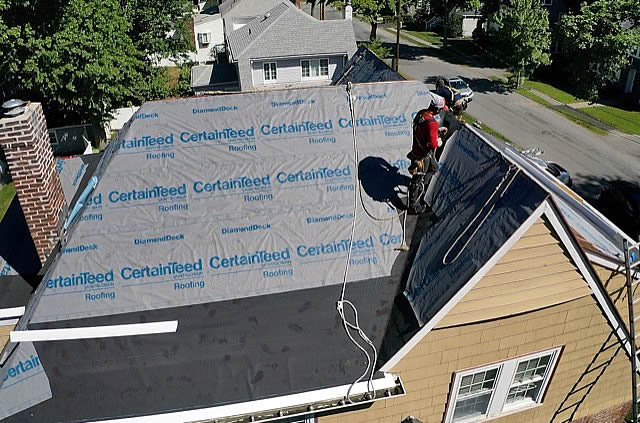 Certainteed Roof by IC Roofing