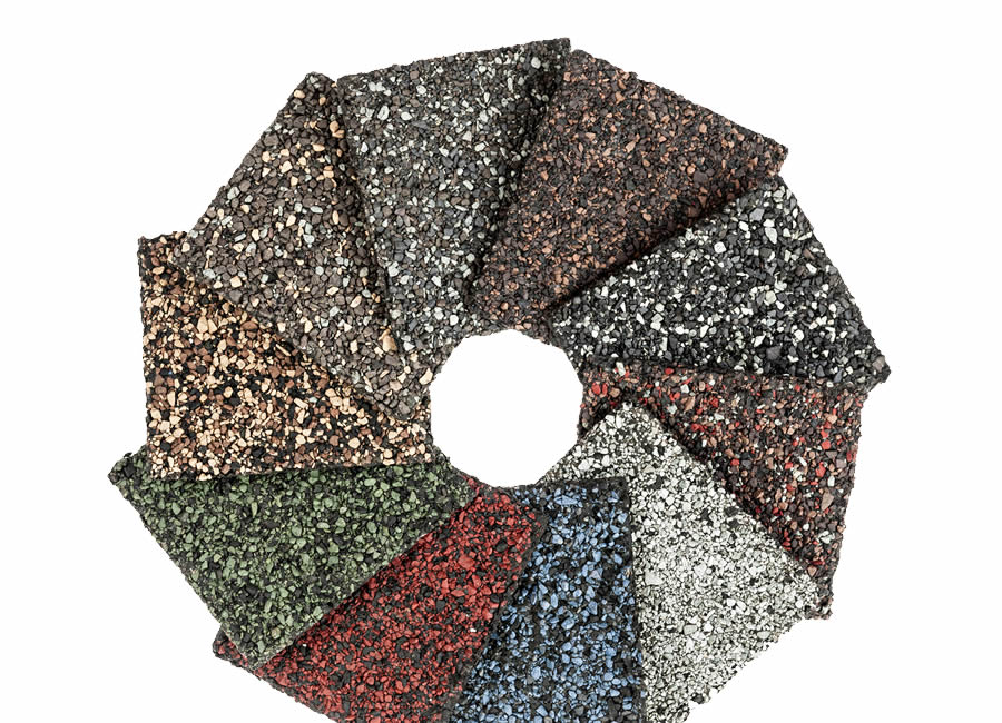 Roofing Shingle Colors