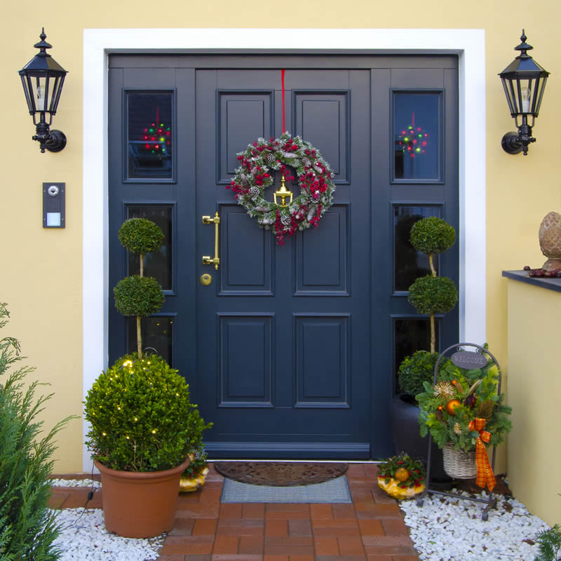 Front Doors & Windows by IC Roofing