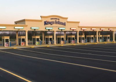 Commercial Roofing for Kings Island Toll Booth